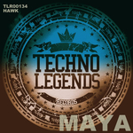 HAWK - Maya (Front Cover)