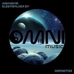AWAKEFM - Sleepwalker EP (Front Cover)