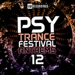 VARIOUS - Psy-Trance Festival Anthems Vol 12 (Front Cover)