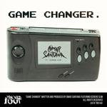 OMAR SANTANA feat ICEBERG SLIM - Game Changer (Front Cover)