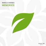 MARCO GRANDI - Memories (Front Cover)