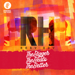 RORY HOY - The Bigger The Beats The Better (Front Cover)