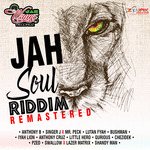 VARIOUS - Jah Soul Riddim (Remastered) (Front Cover)