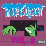 VARIOUS - Smokers Delight Vol 3 (Front Cover)