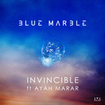 BLUE MARBLE/AYAH MARAR - Invincible (Front Cover)