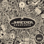 SHRED'ER - Kawabunga (Front Cover)