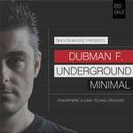 BINGOSHAKERZ - Dubman F Underground Minimal (Sample Pack WAV) (Front Cover)