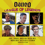 DAN-E-O feat MOKA ONLY - League Of Legends (Front Cover)