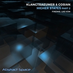 KLANGTRAEUMER/COSIAN - Higher States Part 2 (Front Cover)