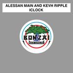 ALESSAN MAIN & KEVH RIPPLE - Iclock (Front Cover)
