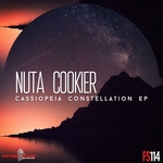 NUTA COOKIER - Cassiopeia Constellation EP (Front Cover)