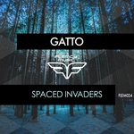 GATTO - Spaced Invaders (Front Cover)