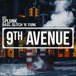 SPLUNK - Bass, Glitch 'n' Funk (Front Cover)