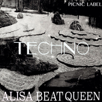 ALISA BEAT QUEEN - Flow Luck: Techno (Front Cover)