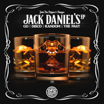 DANGER/JACK THE RIPPER - Jack Daniels (Front Cover)