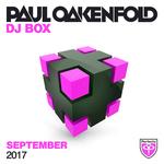Paul Oakenfold - DJ Box September 2017