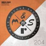 DISCO DICE - Starlight (Front Cover)