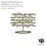 M JANE & DAVID GARCET - Les Roses/Le Vert (Front Cover)