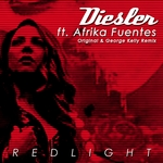 DIESLER feat AFRIKA FUENTES - Red Light (Front Cover)