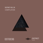 VARIOUS - District 36 (Front Cover)