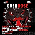 VARIOUS - Overdose (Front Cover)