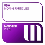 UDM - Moving Particles (Front Cover)