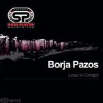 BORJA PAZOS - Love In Cminor (Front Cover)
