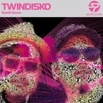 TWIN DISKO - Booth Storm (Front Cover)