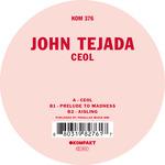 JOHN TEJADA - Ceol (Front Cover)