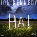JON KENNEDY - HA! (Front Cover)
