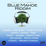VARIOUS - Blue Mahoe Riddim (Front Cover)