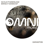 SCALE feat GREMLINZ - Bring It Down EP (Front Cover)