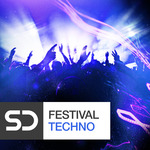 SAMPLE DIGGERS - Festival Techno (Sample Pack WAV) (Front Cover)