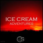 ICE CREAM - Adventures (Front Cover)