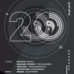 DUALITIK/BAGAGEE VIPHEX13/TAWA GIRL/SECTION ONE/KREISEL - Yin Yang 200 Part 1 (Front Cover)
