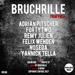 BRUCHRILLE - Traffic EP (Front Cover)