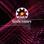 KENSHI KAMARO - With The Groove (Front Cover)