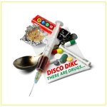 DISCO DIKC - There Are Drugs... (Front Cover)