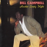 BILL CAMPBELL - Another Lonely Night (Front Cover)