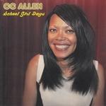 CC ALLEN - School Girl Days (Front Cover)
