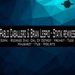 BRIAN LESPIO/PABLO CABALLERO - Statik (Front Cover)
