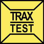 VARIOUS - Trax Test (Excerpts From The Modular Network 1981-1987) (Front Cover)