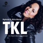 RIGHTSIDE feat MARIA MARCIAL - TKL (Front Cover)