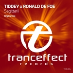 TIDDEY & RONALD DE FOE - Sagittarii (Front Cover)