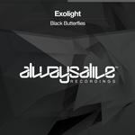 EXOLIGHT - Black Butterflies (Front Cover)