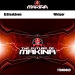 DJ_BREAKDOWN - Whisper (Front Cover)