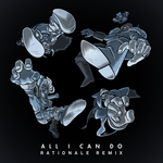 BAD ROYALE feat SILVER - All I Can Do (Front Cover)