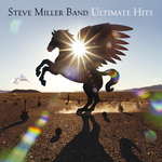 STEVE MILLER BAND - Ultimate Hits (Front Cover)