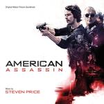 STEVEN PRICE - American Assassin (Original Motion Picture Soundtrack) (Front Cover)