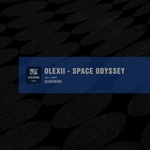 OLEXII - Space Odyssey (Front Cover)